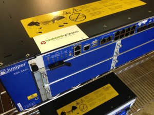 Used Juniper SRX3400 Router